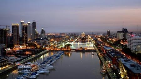 Puerto Madero: el barrio que le ofrece la peor renta a los que alquilan su departamento.