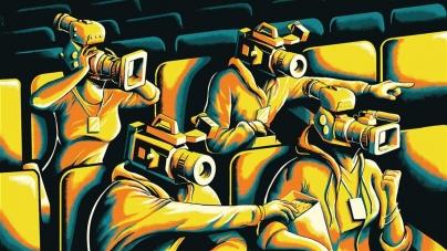 Apple, Facebook, Google y Alibaba invaden Hollywood.