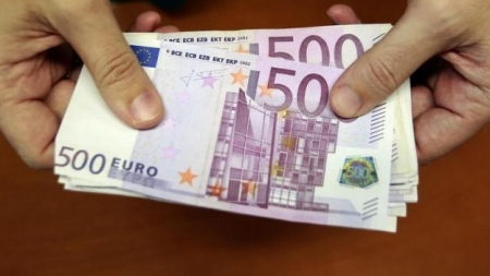 Dejan de imprimir billetes de 500 euros para evitar actividades ilícitas
