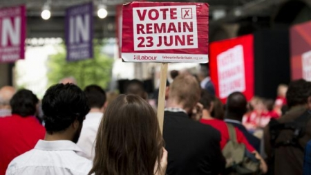 Referéndum en el Reino Unido: se vota por la salida o no de la Unión Europea