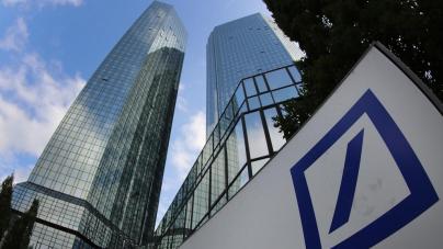 Deutsche Bank, ¿Camino a ser el Lehman Brothers europeo?