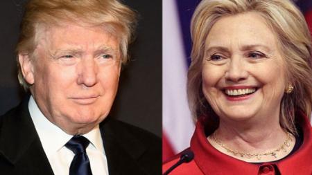 Dolar, Oro, Trump y Hillary