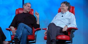 Ayudarse en la industria: cuando Microsoft salvó a Apple