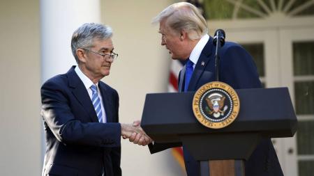 Powell: al frente del banco central más poderoso del mundo